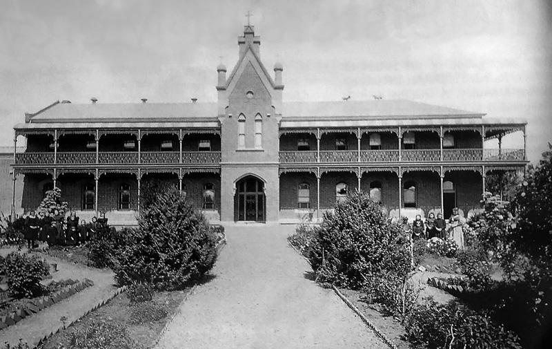 St Mary's c 1900